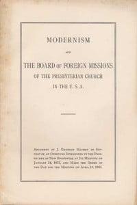 Machen_Modernism