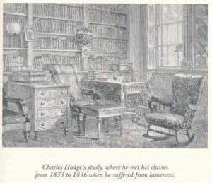 Charles Hodge's Study