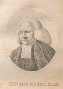 Rev. George Whitefield