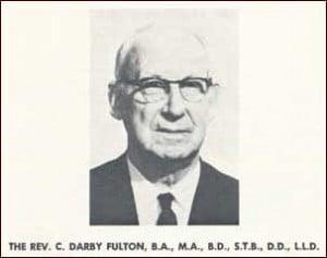 Rev. C. Darby Fulton