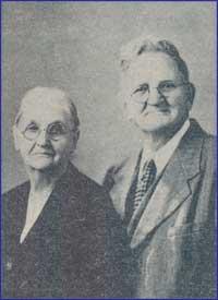 Mr. & Mrs. Manford Alpheus Pearson