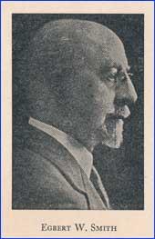 Rev. Dr. Egbert Watson Smith [15 January 1862 - 25 August 1944]