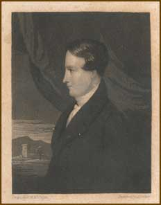 Robert Murray McCheyne portrait